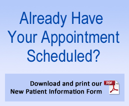 Already Have your appointment scheduled